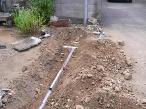 鹿児島 排水工事
