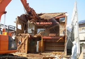 鹿児島 解体工事
