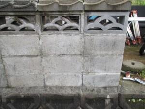 ブロック修理 鹿児島