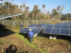 太陽光発電 掃除