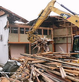 指宿市 空き家 解体