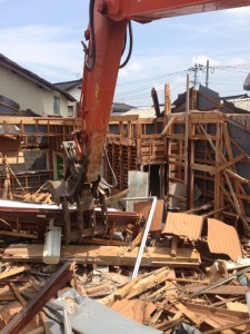 鹿児島 家屋解体