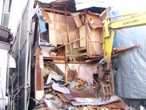 伊佐市 空き家 解体