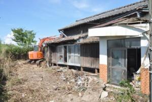 薩摩川内市 空き家 解体