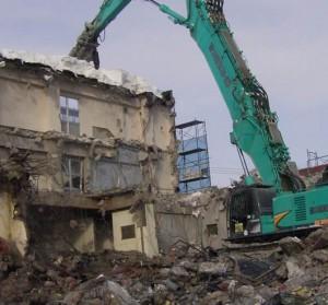 南九州市 解体工事