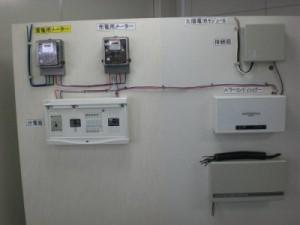 鹿児島 太陽光発電 配線工事
