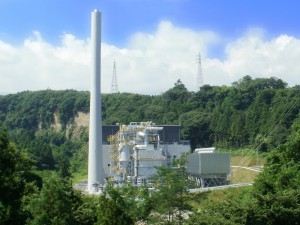 鹿児島 バイオマス発電所 工事