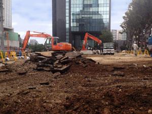 掘削・整地