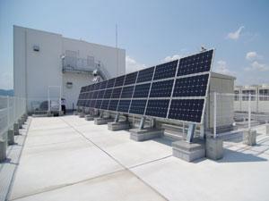 太陽光発電所のフェンス工事について