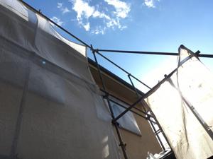 外壁工事の体験談