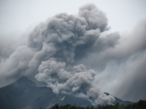 霧島連山 鹿児島 噴火