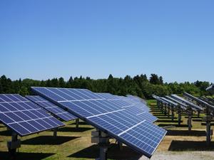 小林市 メガソーラー 発電量回復 洗浄
