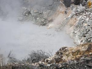 九州での地熱発電