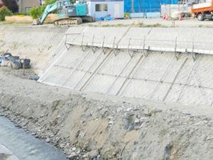 河川工事の種類について