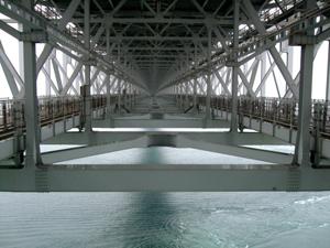架橋工事の手順