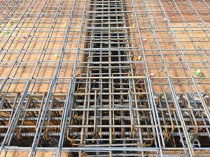 躯体工事は建物の骨組みを造る作業