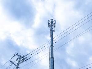 5G工事 インフラ