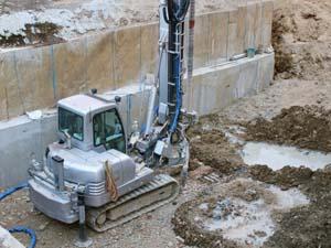 掘削工事 流れ