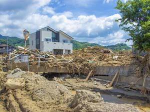 鹿児島 大雨災害対策工事