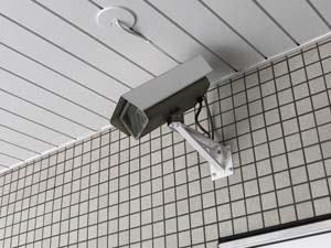 防犯カメラの設置工事も致します!