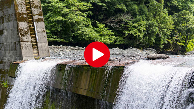 小水力発電工事